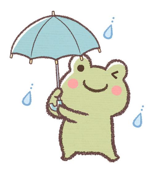 もうすぐ梅雨ですね。
