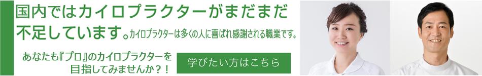 日本カイロプラクティックドクター専門学院